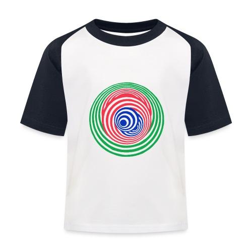 Tricky - Kids' Baseball T-Shirt