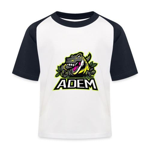 ademdino - Kids' Baseball T-Shirt