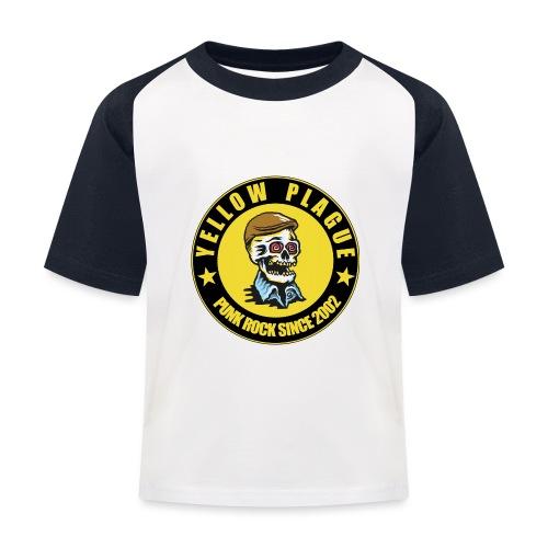 New logo - Lasten pesäpallo  -t-paita