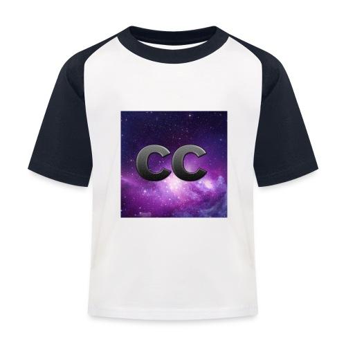 Merchendising CreeperCur - Maglietta da baseball per bambini