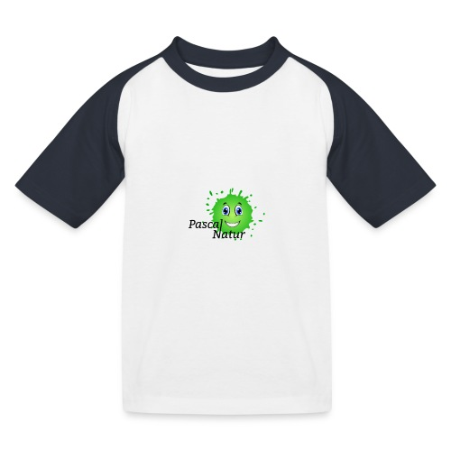Logo 3 - Kinder Baseball T-Shirt