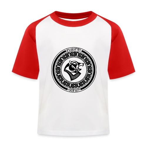 BjornfellRisingBlack - Lasten pesäpallo  -t-paita