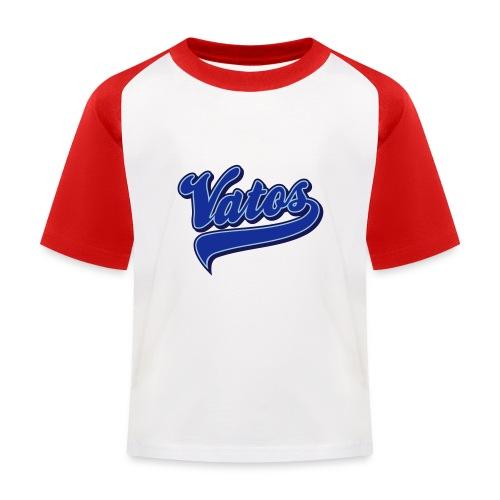 vatos 3c 50 - Kinderen baseball T-shirt