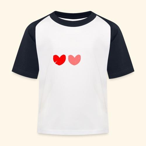 3hrts - Baseball T-shirt til børn