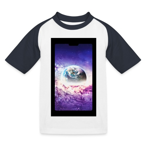Univers - T-shirt baseball Enfant