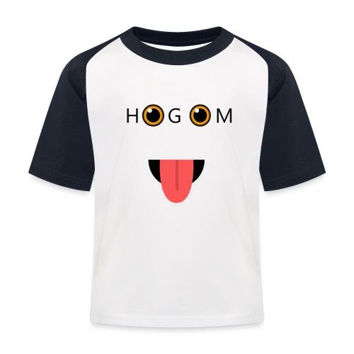 HetGameMisterie Logo - Kinderen baseball T-shirt