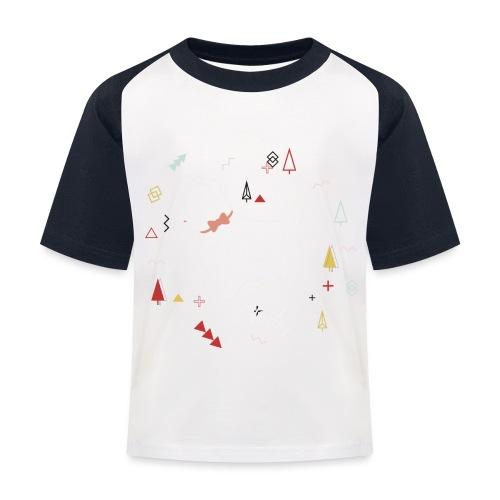WINTER DOG COLLECTION - T-shirt baseball Enfant