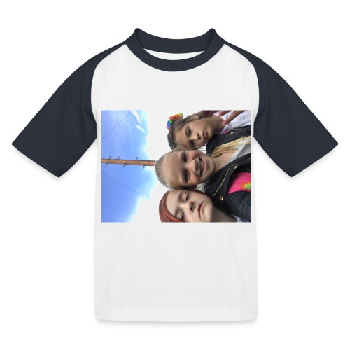 IMG 0917 - Kids' Baseball T-Shirt
