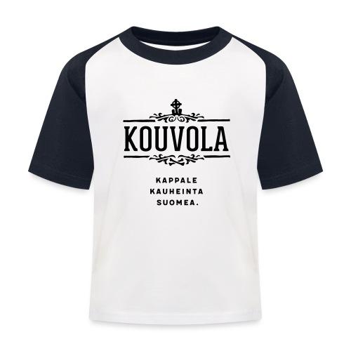 Kouvola - Kappale kauheinta Suomea. - Lasten pesäpallo  -t-paita