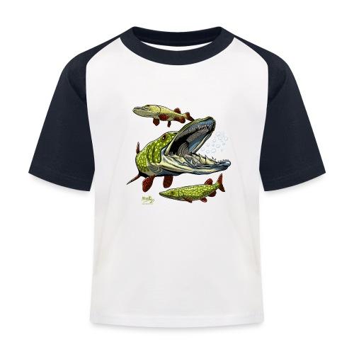 HAUKI Tekstiilit ja lahjat - Lasten pesäpallo  -t-paita