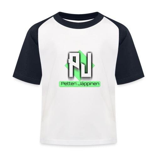 Petteri Jäppinen - Lasten pesäpallo  -t-paita