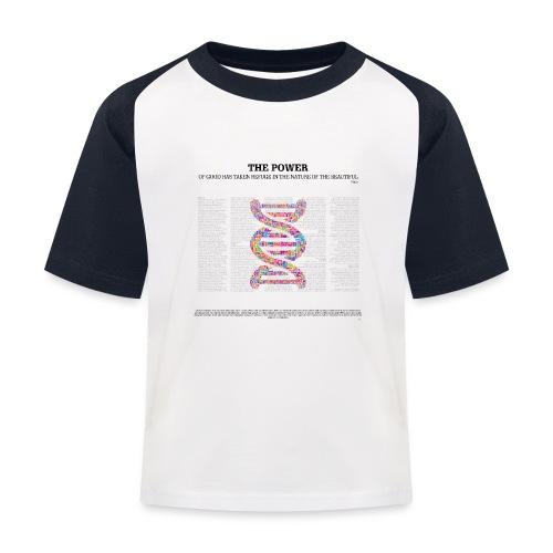 THE BEAUTIFUL - Kids' Baseball T-Shirt