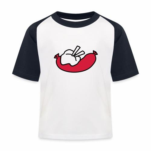 Hälta Hälta - Baseboll-T-shirt barn