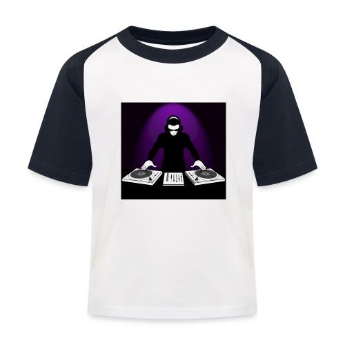 DJ Rojbin - Baseboll-T-shirt barn