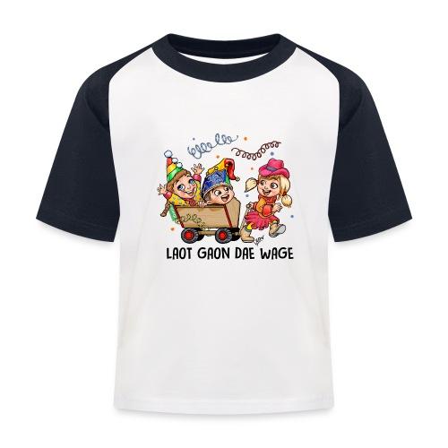 Laot gaon dae wage - Kinderen baseball T-shirt