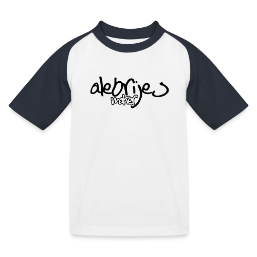 Logo AM - Camiseta béisbol niño