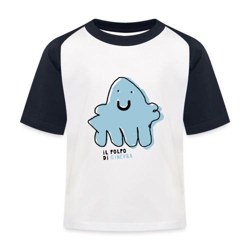 octopus geneva - Kids' Baseball T-Shirt