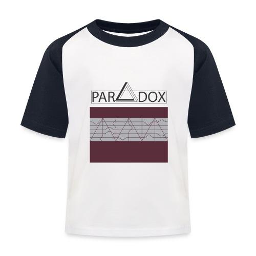 Iphone case jpg - Kinderen baseball T-shirt