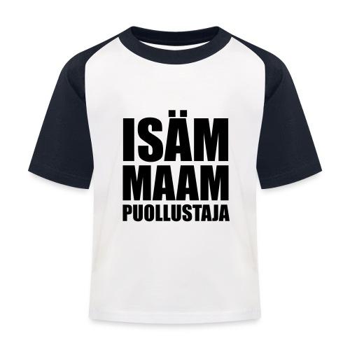 PuollustajaB - Lasten pesäpallo  -t-paita