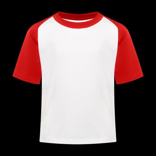 Hashtag Team - Kinder Baseball T-Shirt