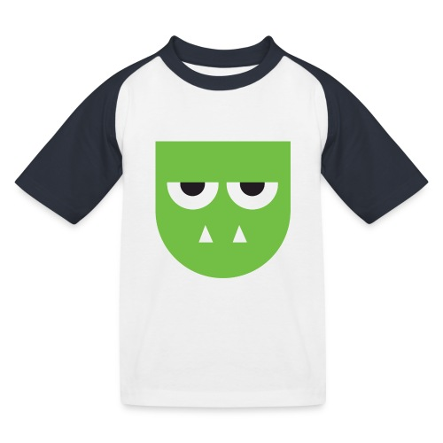 Troldehær - Kids' Baseball T-Shirt
