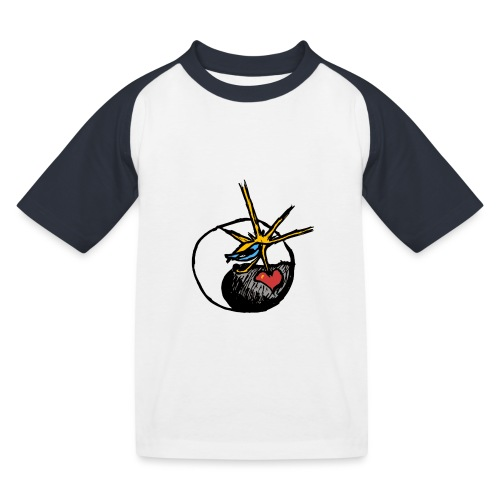 Mindfackt logo - Lasten pesäpallo  -t-paita