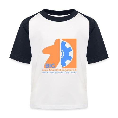 BIG - Maglietta da baseball per bambini