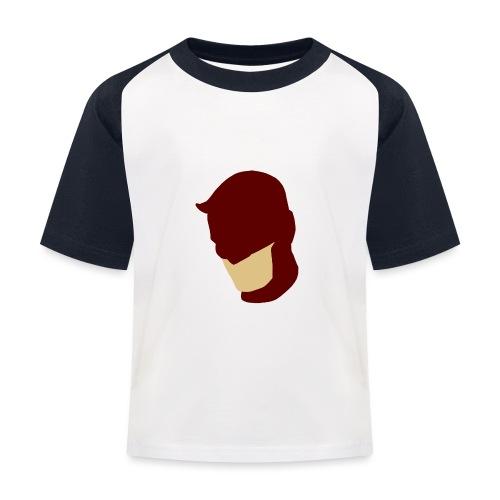 Daredevil Simplistic - Kids' Baseball T-Shirt