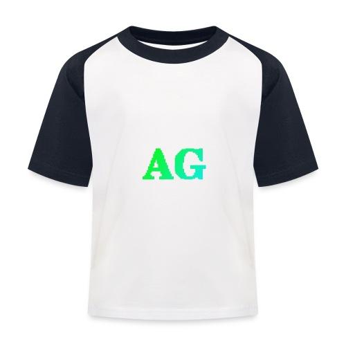 ATG Games logo - Lasten pesäpallo  -t-paita