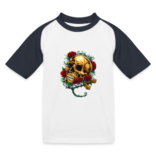Valexio Raider - Baseboll-T-shirt barn