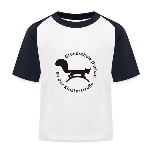 Klosterschule - Kinder Baseball T-Shirt