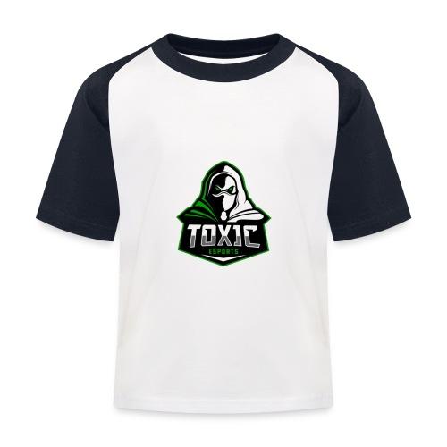 B49283BA 44EA 424D 9FD9 EA7364079C5E - Kinder Baseball T-Shirt