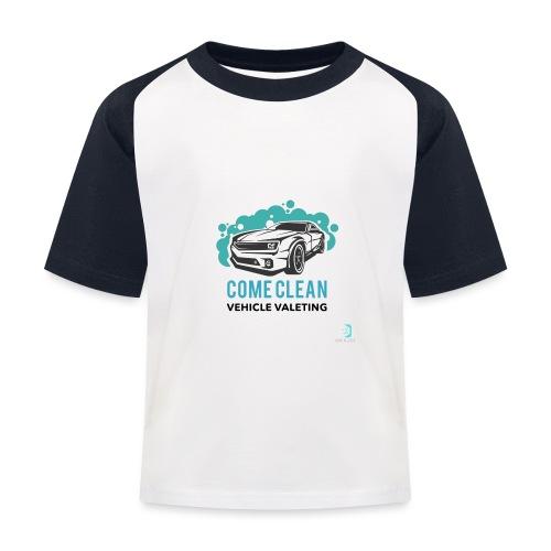 005F6183 5840 4A61 BD6F 5BDD28C9C15C - T-shirt baseball Enfant