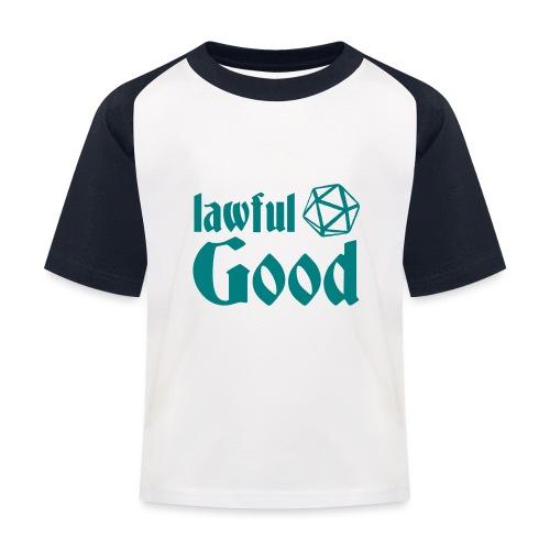 lawful good - Kids' Baseball T-Shirt