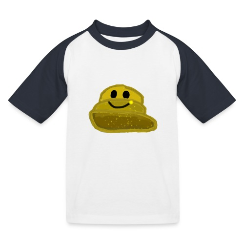 EinfachMC-Logo - Kinder Baseball T-Shirt