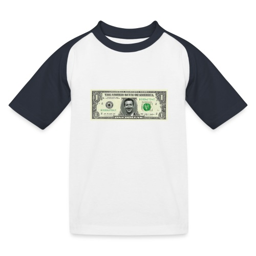 United Scum of America - Kids' Baseball T-Shirt