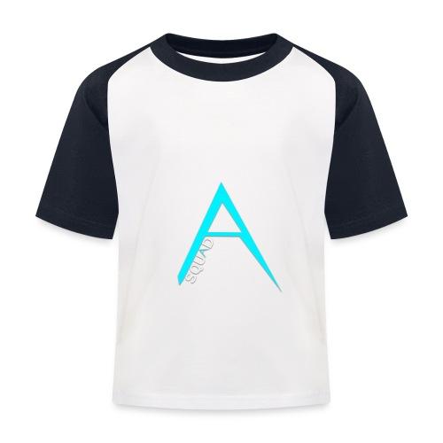 ANGISTEF SQUAD LOGO - Baseboll-T-shirt barn