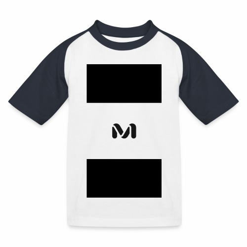M top - Kids' Baseball T-Shirt