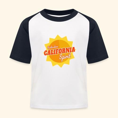 California Spirit Radioshow - T-shirt baseball Enfant