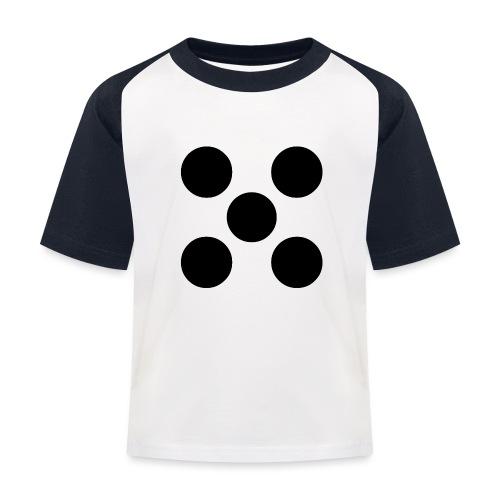 Dado - Camiseta béisbol niño