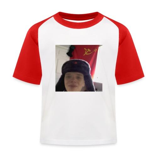 Kommunisti Saska - Lasten pesäpallo  -t-paita
