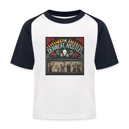The Deadbeat Apostles - Kids' Baseball T-Shirt