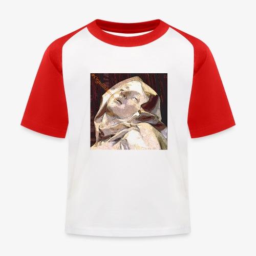 #OrgulloBarroco Teresa - Camiseta béisbol niño