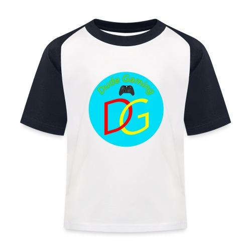 Dude Gaming - Baseball T-shirt til børn