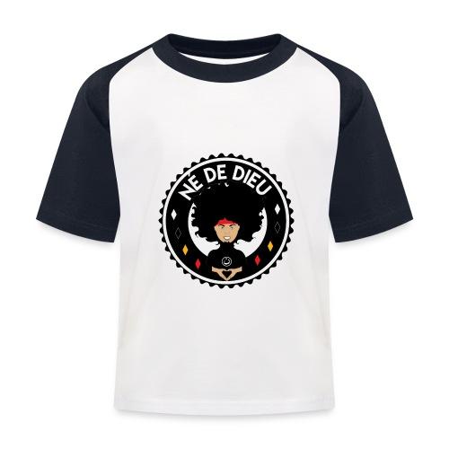 ne de Dieu - T-shirt baseball Enfant
