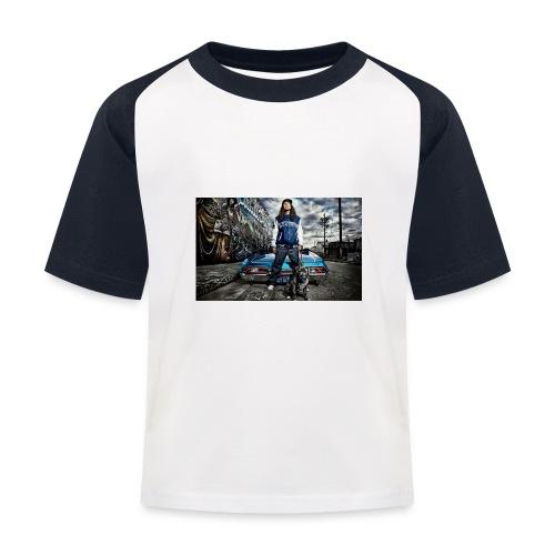 87401 - Kinder Baseball T-Shirt