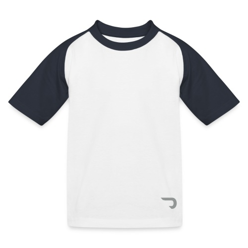 CORED Emblem - Kids' Baseball T-Shirt