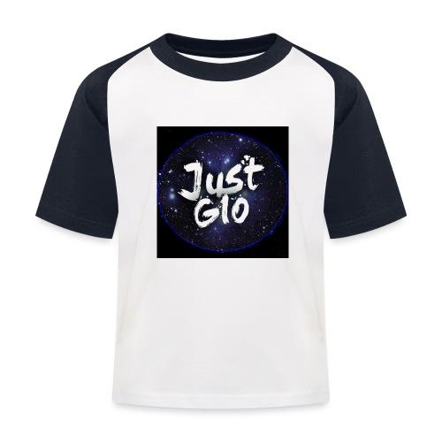 Just gio - Maglietta da baseball per bambini