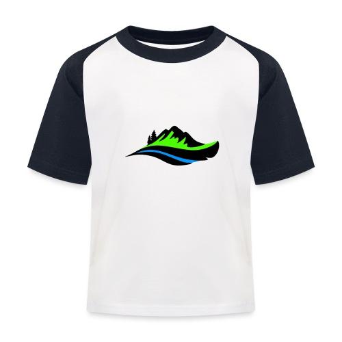 Modern Hoodie Unisex - Baseboll-T-shirt barn
