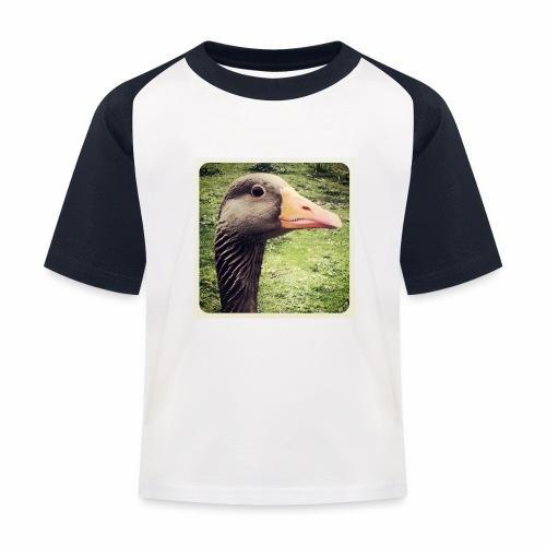 Original Artist design * Coin Coin - Kids' Baseball T-Shirt